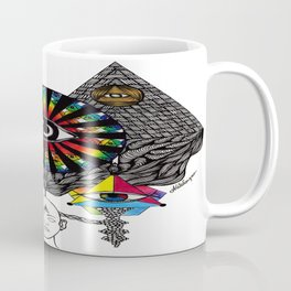 MY THIRD EYE Coffee Mug