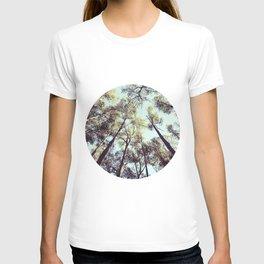 Looking Skyward T-shirt