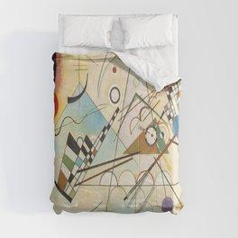 Vassily Kandinsky's Composition VIII Comforters