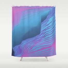 Ebb II Shower Curtain