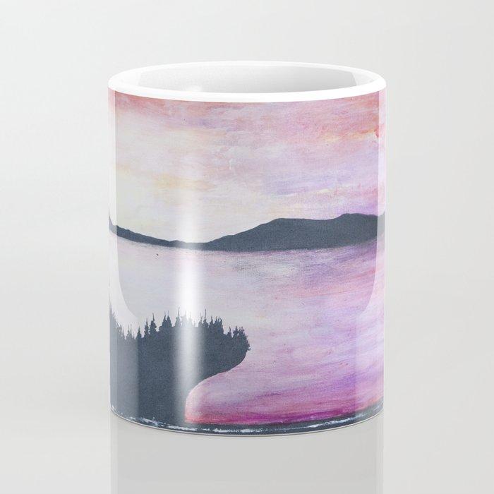 strat sunset Coffee Mug