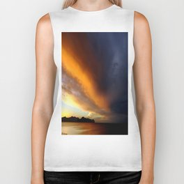 spectacle of nature Biker Tank