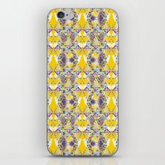 Rorschach Succulent - Colorway 1 iPhone & iPod Skin