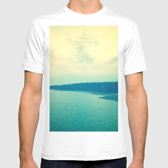 Dreams in Shades of Blue T-shirt