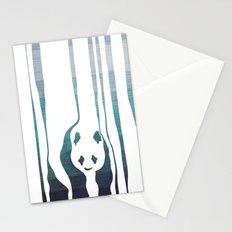 Panda's Way Stationery Cards