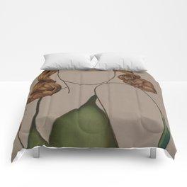 Coiffure No.2 Comforters