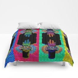 Fashion Victim Comforters