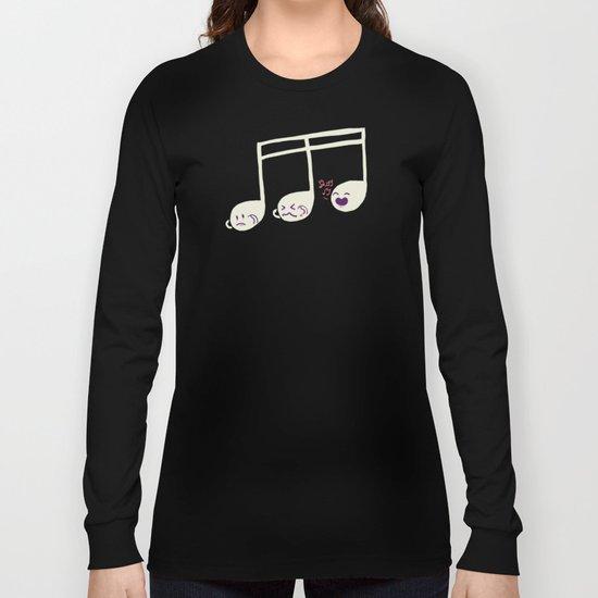 Sounds O.K. (off key) Long Sleeve T-shirt