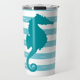 AFE Turquoise Seahorse Travel Mug