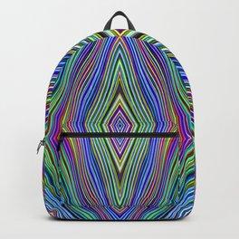 Wild Wavy Lines XXIII Backpack