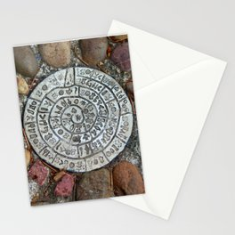 Hall's Hill Labyrinth Stationery Cards