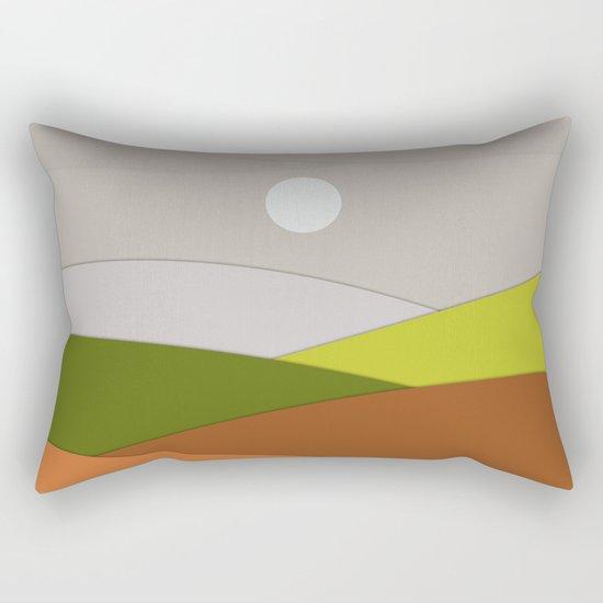 Landscape NC 04 Rectangular Pillow