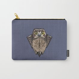 Morepork/Ruru origami Carry-All Pouch