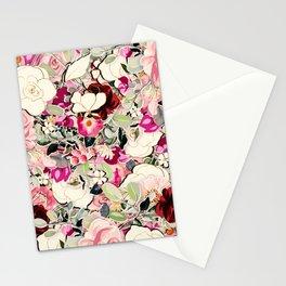 MFA Botanicals 1  Stationery Cards