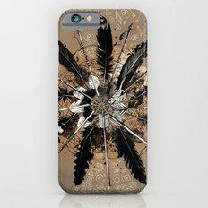 native vintage mandala iPhone 6s Slim Case