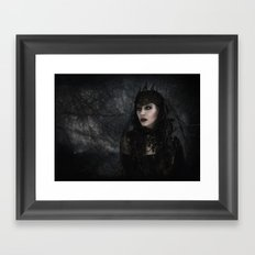 These Things Have Passed Framed Art Print