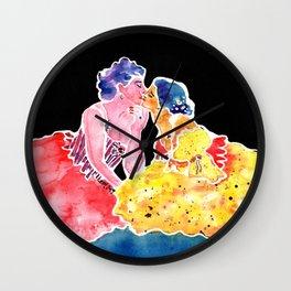 Ladies Who Love Wall Clock