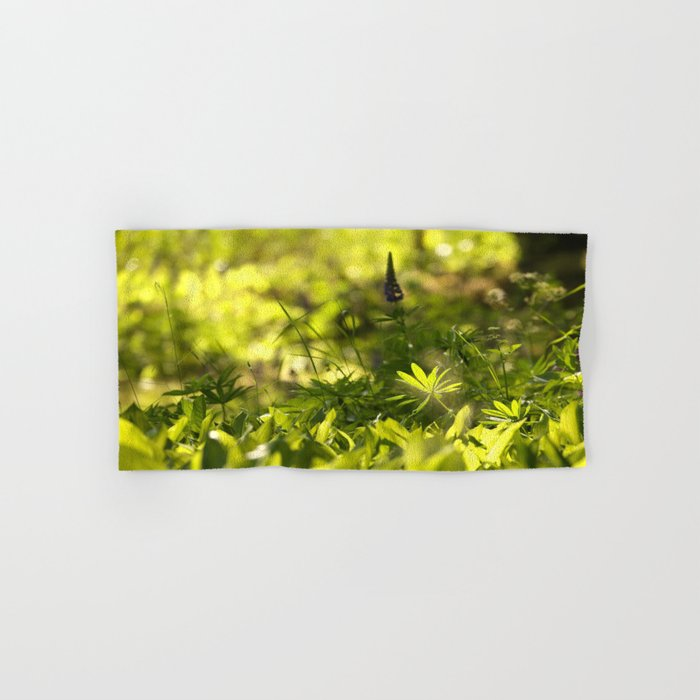 In The Summer Forest #decor #society6 Hand & Bath Towel