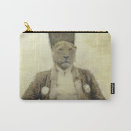 Great Lion , The King of East Jungle Carry-All Pouch