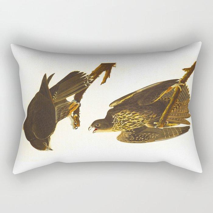 Labrador Falcon Rectangular Pillow