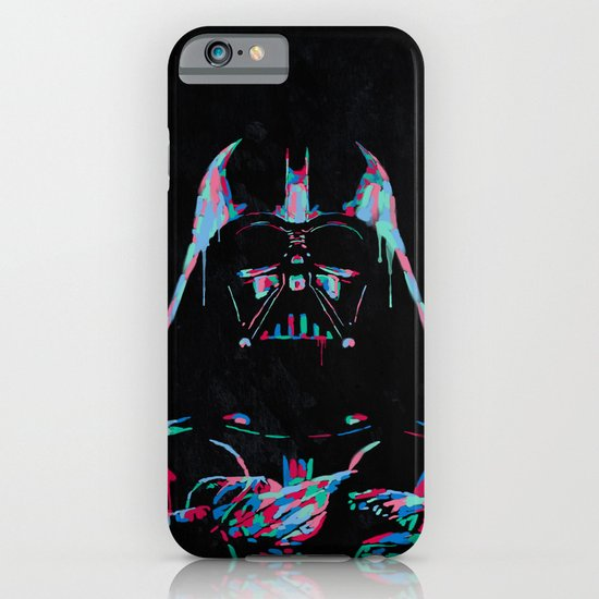 Neon Vader iPhone & iPod Case