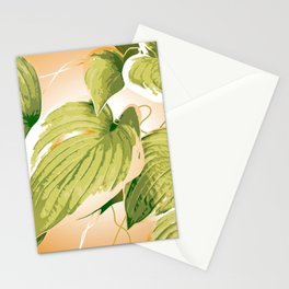 Ficus Plant 9 Stationery Cards