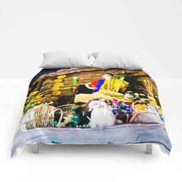 Colombia diverse. Comforters