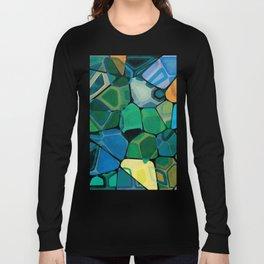 Cell Block: Bright Long Sleeve T-shirt