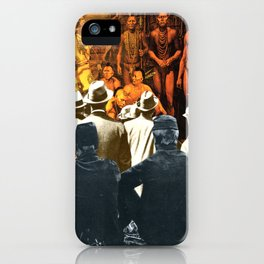 History Lost But Not Forgotten iPhone Case