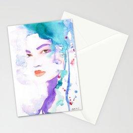 Elina five Stationery Cards