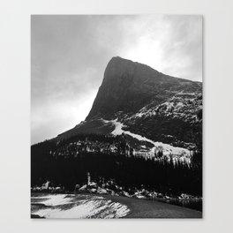 Shark Fin Peak Canvas Print