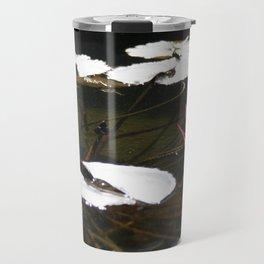 Lotus Pond  by Mandy Ramsey Travel Mug