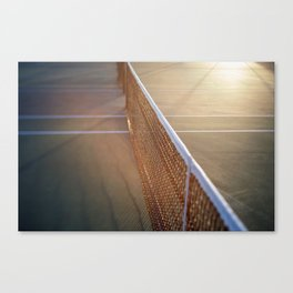 The Game #2 Canvas Print