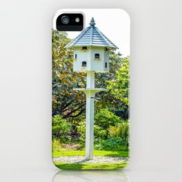 The Lost Gardens of Heligan - Bird House iPhone Case