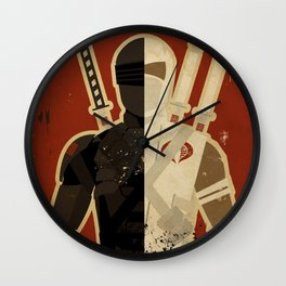Blood Brothers Wall Clock