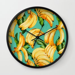 If you like fruit, eat it all Wall Clock