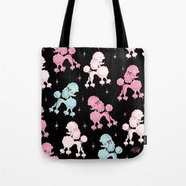 Poodlerama Tote Bag