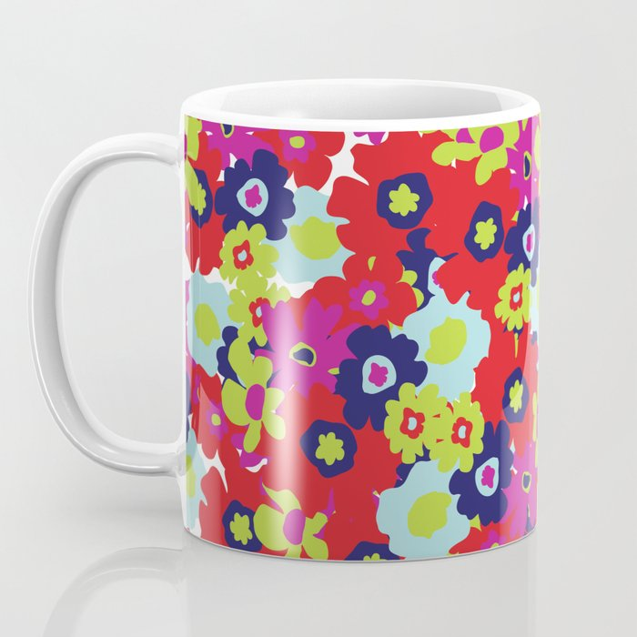 LA Garden - By Sew Moni Coffee Mug