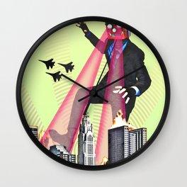King Con Wall Clock