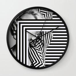 4x4 Wall Clock