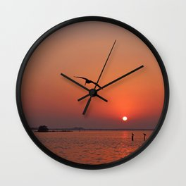 The Girl Wants to Dance Wall Clock