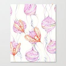 No.3 Canvas Print