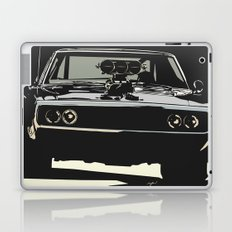 FAST AND THE FUROUS DODGE CHARGER Laptop & iPad Skin