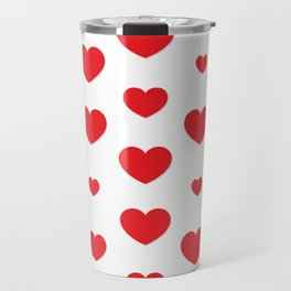 Happy Valentine's Day Travel Mug