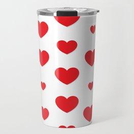 Happy Valentine's Day Travel Mug