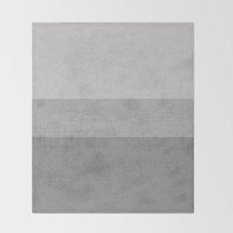 classic - the grays Throw Blanket