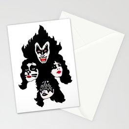 Alive II - tattoo - kiss Stationery Cards
