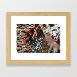 BVB Series - Off to the Races Framed Art Print