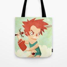 Lion-O Tote Bag