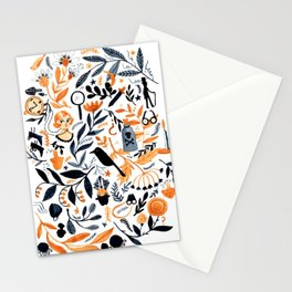 A Mysterious Mystery Stationery Cards